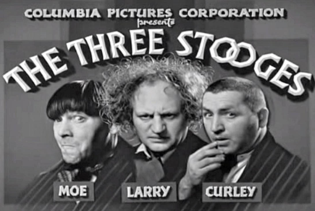 Three Stooges 123 by Jonathan432