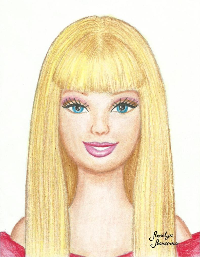 Barbie by Nyleamoc