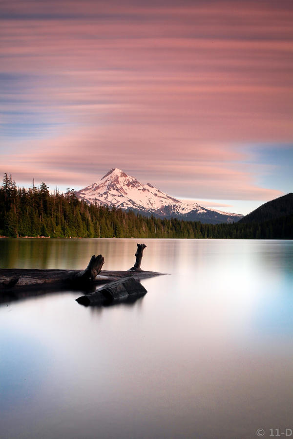 The Mirror Staring Back at a Face so Deaf by 11thDimensionPhoto