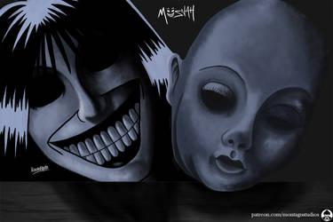 Musnah - Dollhead by Psykhophear