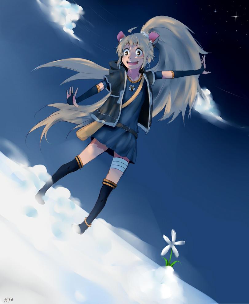 Pixiv Fantasia T | Shigure by 1-kmomochi