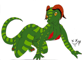 D. Frau-colored by haitstu