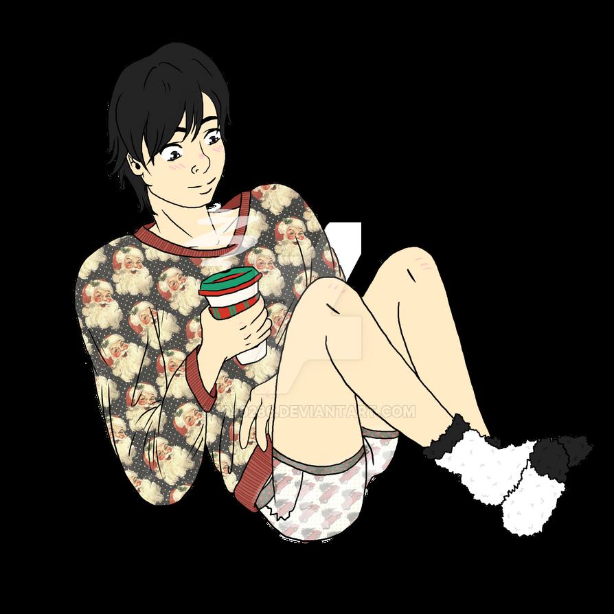 Soft Eiji cozy Eiji [xmas] 2 by 1049286