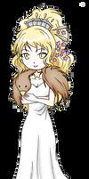 Chibi Commission: Freya