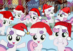REQUEST (MLP) A Sweet Hearth's Warming! by MortySmithC137