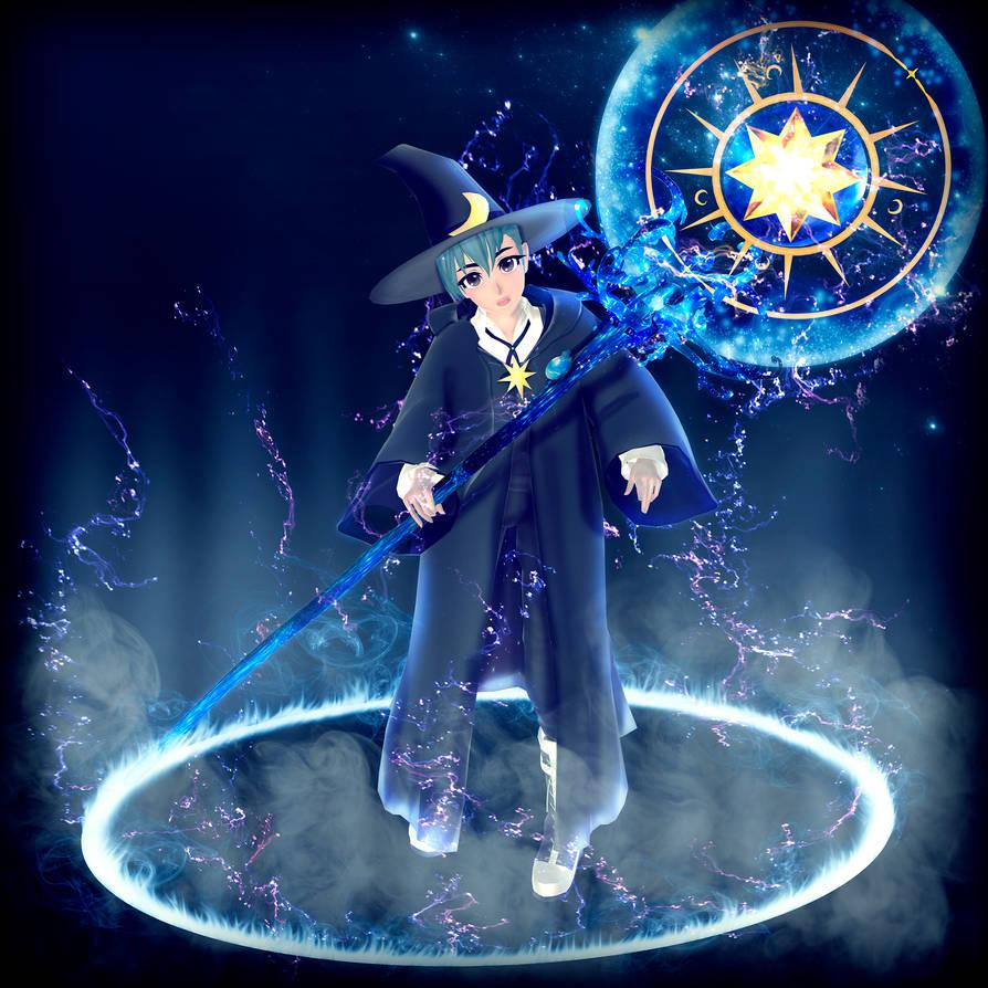 MMD/OC Ulrich Wizard