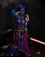 Sith Inquisitor by ZeroSignalArt