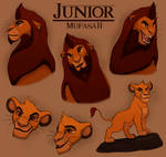 Junior~ The Golden Child