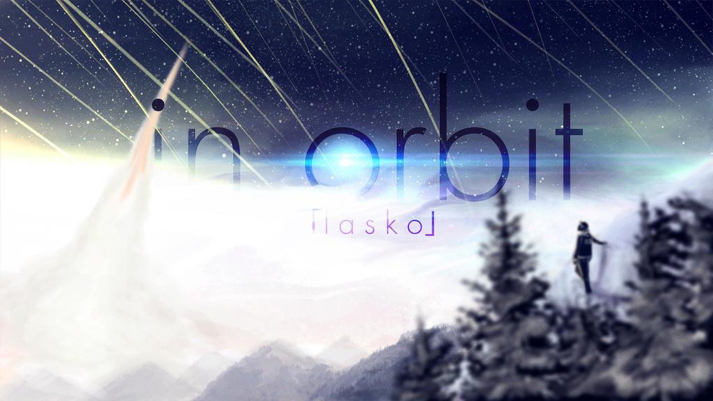In orbit by Argus1002