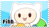 Finn chibi stamp by Haruhi250900