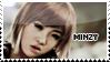 2NE1 Minzy stamp by Haruhi250900