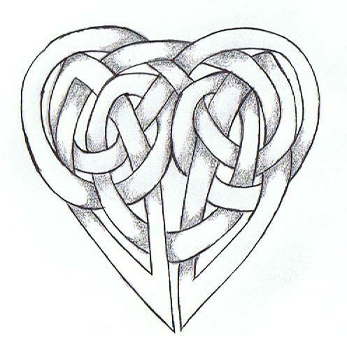 Celtic Heart by DevilNeverCriesIV