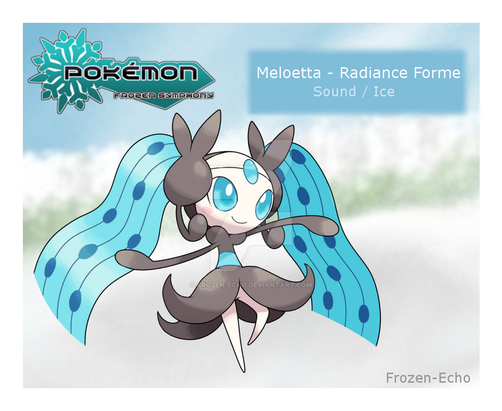 Meloetta, Magiana, and Gen 6.5/7 by Frozen-Echo on DeviantArt