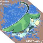 058 - Turtileaf