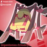 Gigantamax Echodelfa