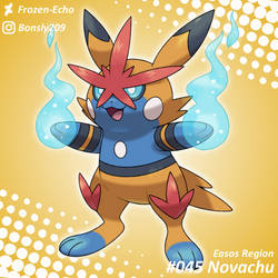 045 - Novachu