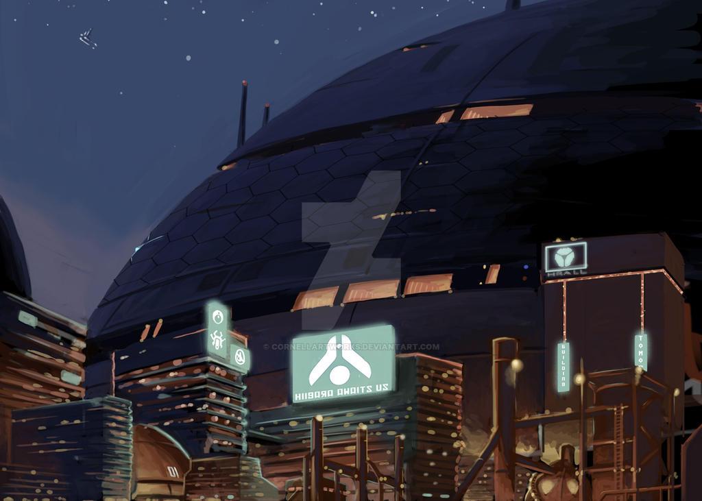 Tiir Downtown by cornellartworks