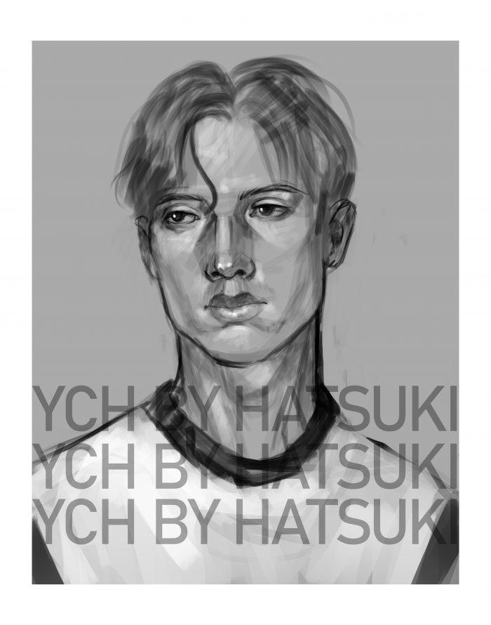 Ych portrait ( CLOSE )
