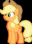Applejack Looking Cute