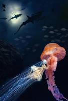 Ocean Life by celticBRIDE