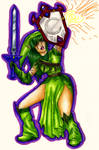 Adult Saria by gugi40