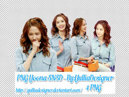 PNG Yoona (SNSD) - By:Yullia by YulliaDesigner