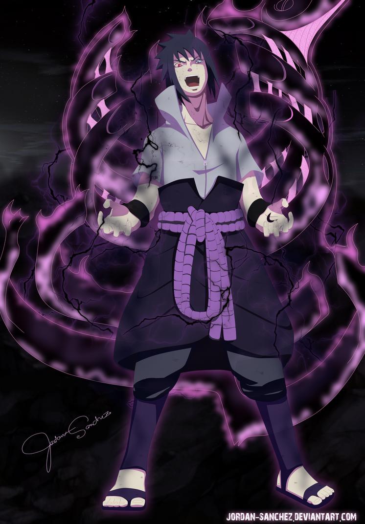 Sasuke Uchiha Rinnegan...