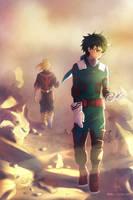 My Hero Academia by Hanae-nan