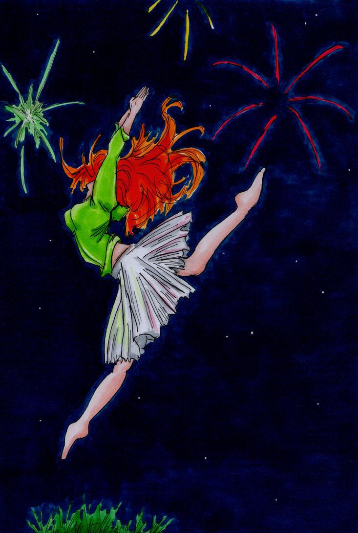 Dance Among the Stars by Raqonteur