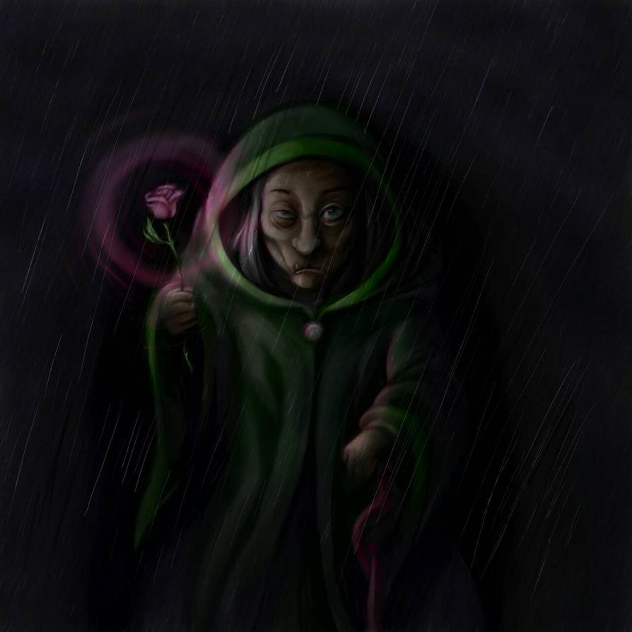 The Crone by ComeAlight