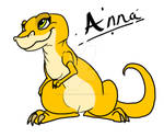 Land before time: Anna