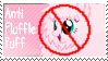 Anti FlufflePuff stamp by Cynderthedragon5768