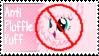 Anti FlufflePuff stamp by Cynderthedragon5768