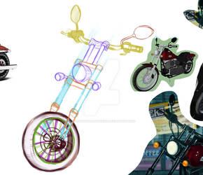 Harley Davidson attempt 1
