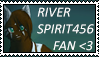 Riverspirit456 stamp by Alyshywolfyarty