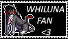 Whiluna fan stamp by Alyshywolfyarty