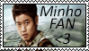 Minho Fan Stamp by Alyshywolfyarty