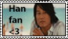 Han Fan Stamp by Alyshywolfyarty