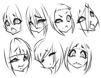 Some Expressions by Ein457