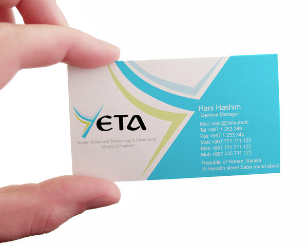 Yeta logo and business card by fox3mr on deviantart yeta logo and business card by fox3mr reheart Gallery