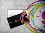 ARTZONE Business card
