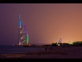 Burj Al Arab by GMCPhotographics