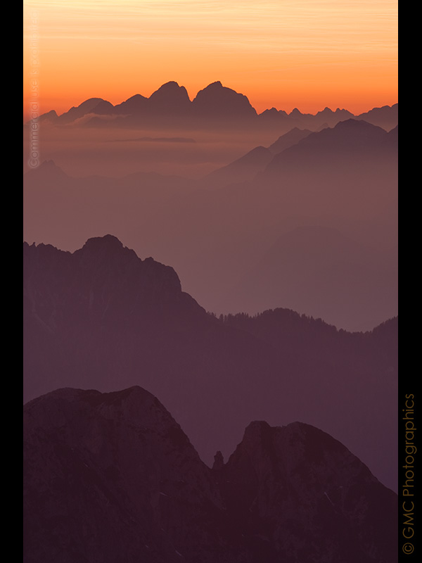 Recessions at Dusk II by GMCPhotographics