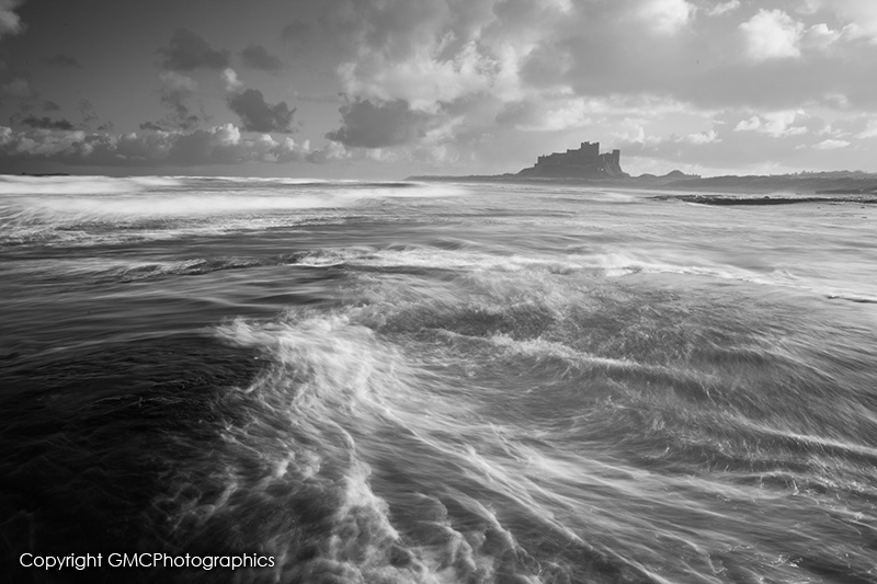 Bamburgh Movement by GMCPhotographics