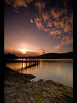 Sunrise Over Derwent Water II by GMCPhotographics