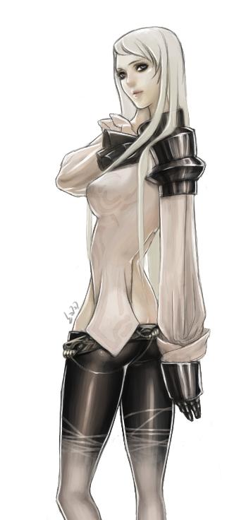 Animegirls Claymore_Galatea_by_sdT