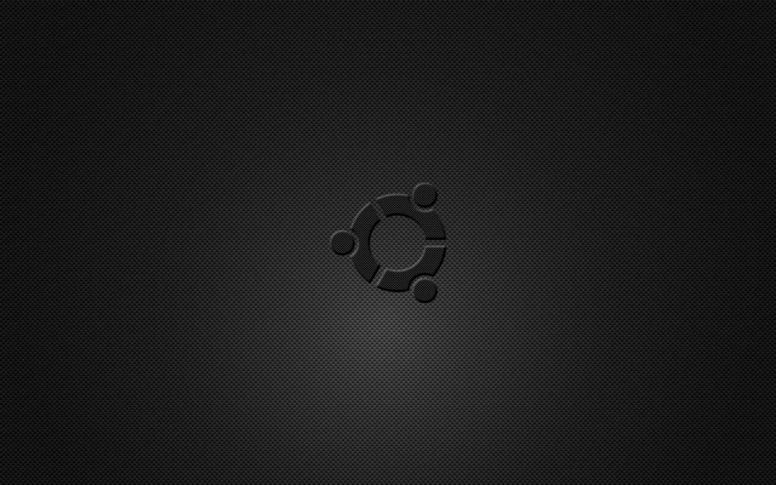 Ubuntu Carbon Fiber by kookullen