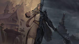 Sauron 2Sides