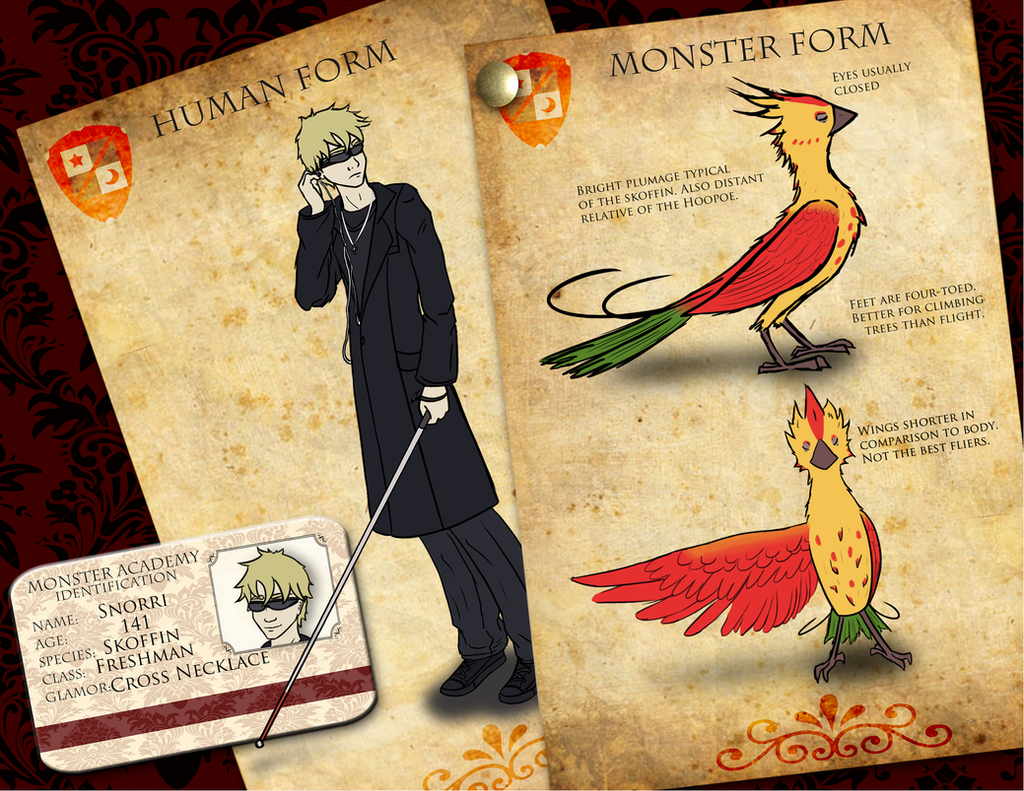 MA App: Snorri the Skoffin by Bloomins