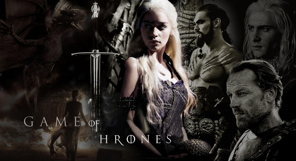 Khaleesi By Graphicness